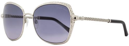 Roberto Cavalli Rectangular Sunglasses RC977S Tabit 16B Palladium/Black 977