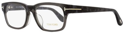Tom Ford Rectangular Eyeglasses TF5432F 020 Size: 52mm Gray/Gray-Havana FT5432