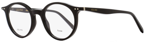 Celine Oval Eyeglasses CL41408 807 Size: 47mm Black 41408