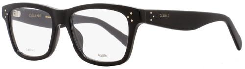 Celine Rectangular Eyeglasses CL41418 807 Size: 52mm Black 41418