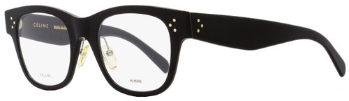 Celine Square Eyeglasses CL41426 06Z Size: 49mm Black 41426