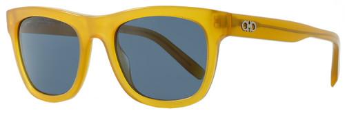 Salvatore Ferragamo Rectangular Sunglasses SF825S 729 Butterscotch 825