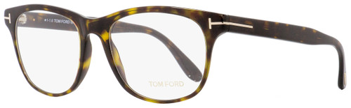 Tom Ford Round Eyeglasses TF5399 052 Havana/Gold 54mm FT5399