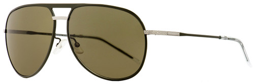 Dior Homme Aviator Sunglasses 0183FS 5SIE4 Khaki 64mm 183