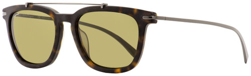 Salvatore Ferragamo Rectangular Sunglasses SF820S 213 Matte Havana/Gunmetal 54mm 820