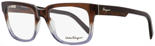 Salvatore Ferragamo Rectangular Eyeglasses SF2751 243 Brown/Gray 53mm 2751