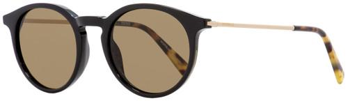 Montblanc Round Sunglasses MB549S 05J Black/Gold/Havana 49mm 549