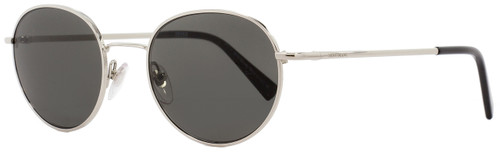 Montblanc Oval Sunglasses MB550S 16N Palladium/Black 50mm 550
