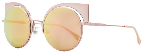 Fendi Round Sunglasses FF0177S Z5D0J Rose 53mm 177