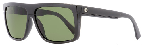 Electric Square Sunglasses Black Top EE12801620 Gloss Black 58mm