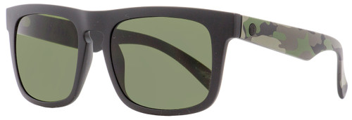 Electric Square Sunglasses Mainstay EE13654120 Matte Black/Camo 52mm