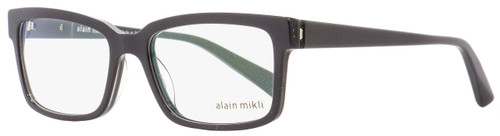 Alain Mikli Rectangular Eyeglasses A03033 1512 Gray/Crystal 53mm 3033