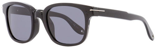 Givenchy Square Sunglasses GV7020FS 807TD Black Polarized 51mm 7020