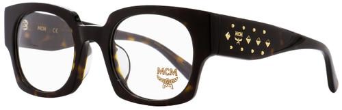 MCM Square Eyeglasses MCM2603A 214 Havana 49mm 2603