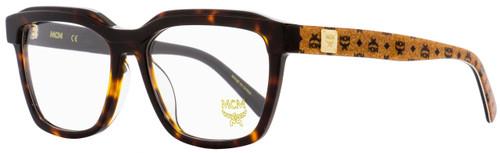 MCM Rectangular Eyeglasses MCM2639 216 Tortoise/Cognac Visetos 54mm 2639