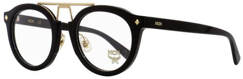 MCM Oval Eyeglasses MCM2642 001 Black/Gold 49mm 2642