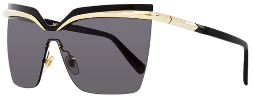 MCM Shield Sunglasses MCM106S 717 Gold/Black 65mm 106