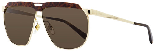 MCM Rectangular Sunglasses MCM113S 726 Gold/Havana 61mm 113