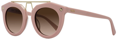 MCM Oval Sunglasses MCM636S 658 Mauve/Gold 49mm 636