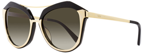 MCM Butterfly Sunglasses MCM645S 733 Black/Gold 58mm 645