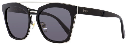 MCM Rectangular Sunglasses MCM649S 001 Black/Ruthenium 55mm 649