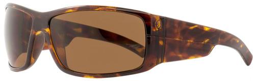 Electric Wrap Sunglasses Mudslinger EE13710639 Gloss Tortoise 67mm