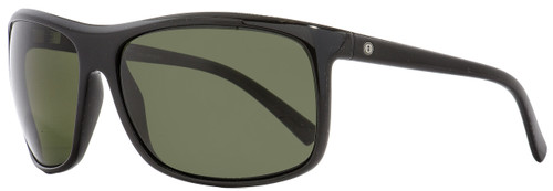 Electric Wrap Sunglasses Outline EE15601642 Gloss Black Polarized 64mm
