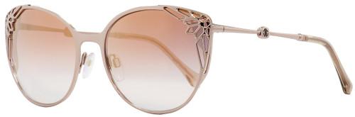 Roberto Cavalli Oval Sunglasses RC1033 Casole 34U Bronze 63mm 1033