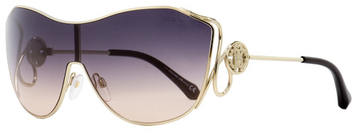 Roberto Cavalli Shield Sunglasses RC1061 Garfagnana 32B Gold/Black 0mm 1061