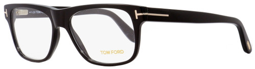 Tom Ford Rectangular Eyeglasses TF5312 001 Black 54mm FT5312