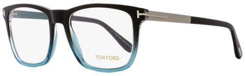 Tom Ford Rectangular Eyeglasses TF5351 05A Black/Blue/Palladium 56mm FT5351