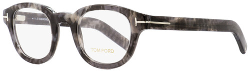 Tom Ford Round Eyeglasses TF5429 55A Gray Vintage Havana 45mm FT5429