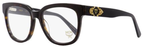 MCM Rectangular Eyeglasses MCM2629 229 Dark Tortoise/Black 53mm 2629