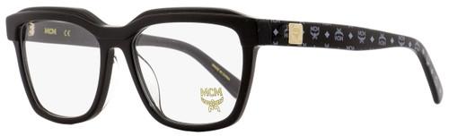 MCM Rectangular Eyeglasses MCM2639 004 Black/Black Visetos 54mm 2639