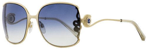 Roberto Cavalli Square Sunglasses RC1012 Wasat 32X Pale Gold/Beige 61mm 1012
