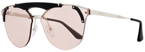 Prada Butterfly Sunglasses SPR53U 1AB-4Q0 Black/Palladium 42mm PR53US