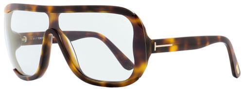 Tom Ford Shield Sunglasses TF559 Porfirio-02 56A Havana 0mm FT0559