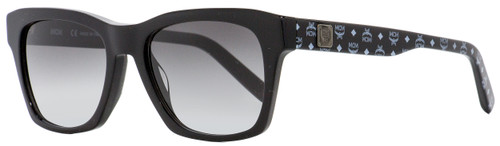 MCM Rectangular Sunglasses MCM663S 004 Black/Visetos 54mm 663