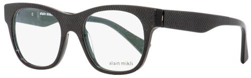 Alain Mikli Rectangular Eyeglasses A03025 1026 Black 51mm 3025
