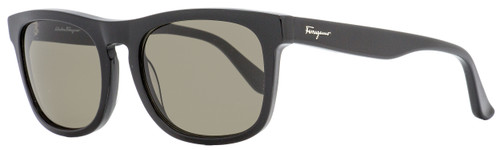 Salvatore Ferragamo Rectangular Sunglasses SF776S 001 Black 54mm 776