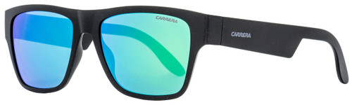 Carrera Square Sunglasses CA5002ST DL5Z9 Matte Black 55mm 5002