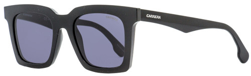 Carrera Square Sunglasses CA5045 807IR Shiny Black 50mm 5045