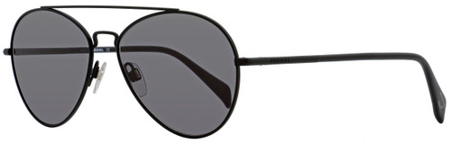 Diesel Aviator Sunglasses DL0193 02A Matte Black  56mm 193