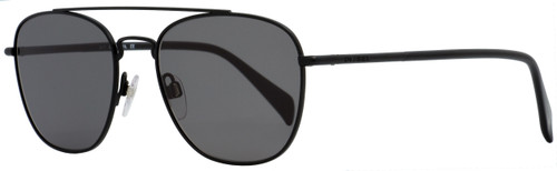 Diesel Rectangular Sunglasses DL0194 02A Matte Black  54mm 194
