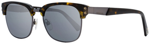 Diesel Rectangular Sunglasses DL0235 52C Dark Havana/Gunmetal 54mm 235