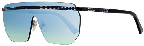 Diesel Shield Sunglasses DL0259 45X Blue/Black 0mm 259