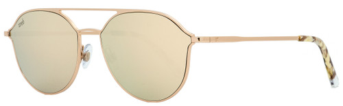 Web Oval Sunglasses WE0208 34G Bronze/Multi Havana 59mm 208