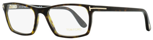 Tom Ford Rectangular Eyeglasses TF5295 52A Dark Havana 54mm FT5295