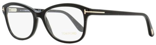 Tom Ford Oval Eyeglasses TF5404 001 Black 53mm FT5404