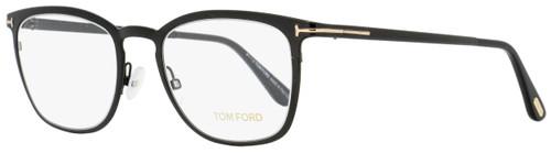 Tom Ford Rectangular Eyeglasses TF5464 001 Black 51mm FT5464